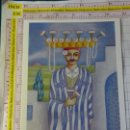Postales: POSTAL DE TÚNEZ. TUNISIE TUNISIA. DIBUJO TARAK AMRI. LE MARCHAND DE JASMIN. MERCADER JAZMÍN. 2268. Lote 168494676