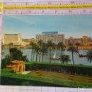 Postales: POSTAL DE EGIPTO. EL CAIRO, HILTON HOTEL, NILO. 3146. Lote 168495300