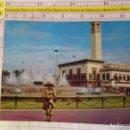 Postales: POSTAL DE MARRUECOS. CASABLANCA, FUENTE LUMINOSA, AGAUDOR TÍPICO. 3149. Lote 168495500