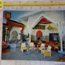 Postales: POSTAL DE MARRUECOS. TÁNGER, SALÓN ÁRABE HOTEL RIF. 3153. Lote 168495788