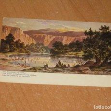 Postales: POSTAL DE JORDANIA. Lote 169227696