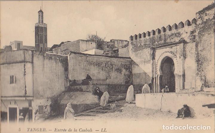 Postales: MARRUECOS: TANGER.....(Z. FRANCIA) - Foto 3 - 169730220