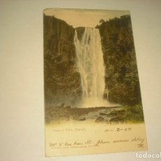 Postales: HOWICK FALLS - NATAL- , CIRCULADA 1907.. Lote 171991688