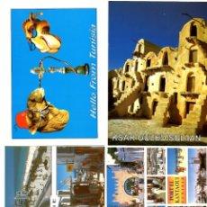 Postales: TUNEZ - VARIAS . Lote 172607340