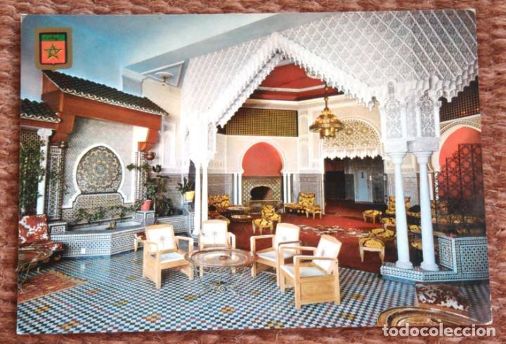 TANGER - HOTEL RIF - SALON ARABE