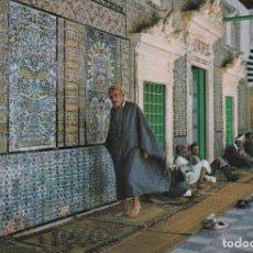 Postales: POSTAL TUNEZ - KAIROUAN - MOSQUÉE SIDI SAHBI (1535). Lote 173072333