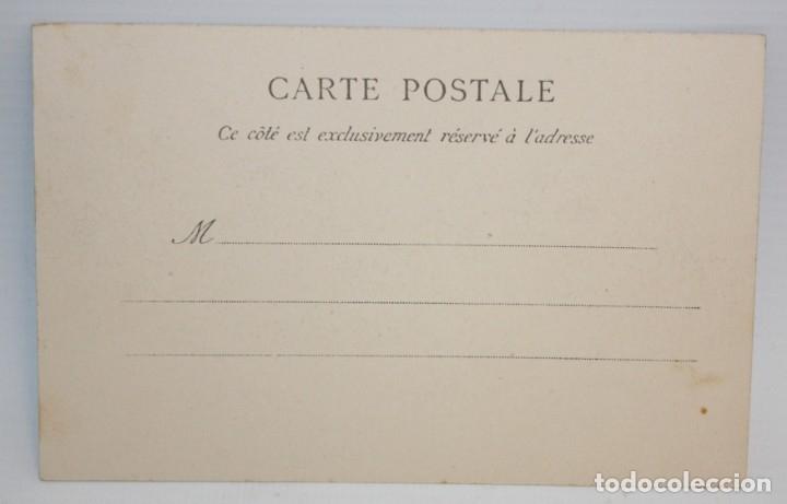 Postales: ANTIGUA POSTAL ESTEREOSCOPICA DE BISKRA (ALGERIA). MARCHE DE BISKRA. SIN CIRCULAR - Foto 2 - 173072384