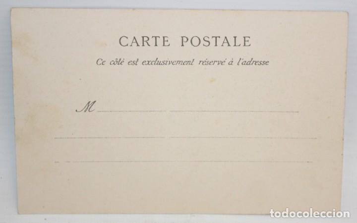 Postales: ANTIGUA POSTAL ESTEREOSCOPICA DE BISKRA (ALGERIA). MARCHE AUX LEGUMES. SIN CIRCULAR - Foto 2 - 173072539