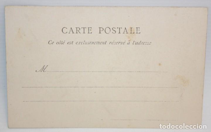 Postales: ANTIGUA POSTAL ESTEREOSCOPICA DE BISKRA (ALGERIA). NOCE, FANTASIA. SIN CIRCULAR - Foto 2 - 173075884