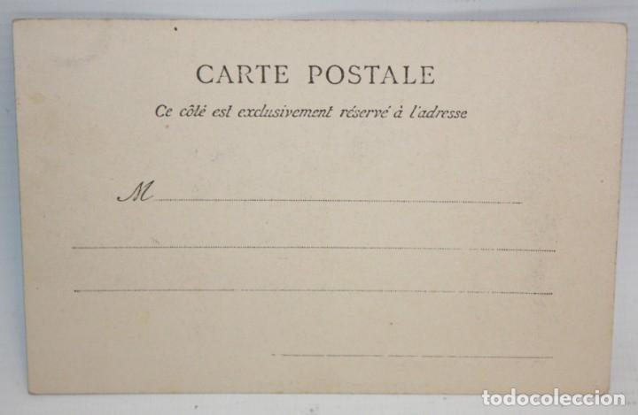 Postales: ANTIGUA POSTAL ESTEREOSCOPICA DE BISKRA (ALGERIA). UN FONDOUCK. SIN CIRCULAR - Foto 2 - 173075998