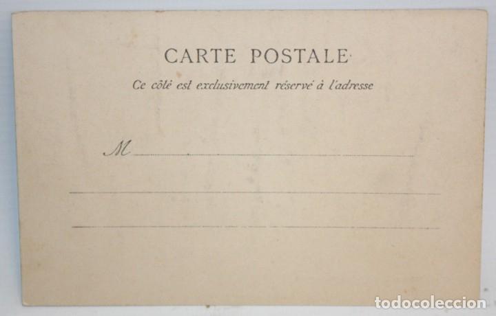 Postales: ANTIGUA POSTAL ESTEREOSCOPICA DE BISKRA (ALGERIA). MEHARI ET CHAMELIERS. SIN CIRCULAR - Foto 2 - 173076192