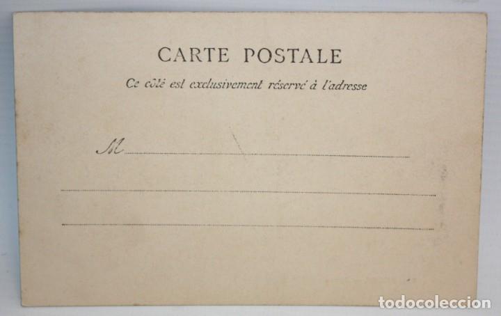 Postales: ANTIGUA POSTAL ESTEREOSCOPICA DE ALGER (ALGERIA). TYPES. SIN CIRCULAR - Foto 2 - 173076314