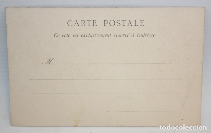 Postales: POSTAL ESTEREOSCOPICA DE BISKRA (ALGERIA) - NOCE, DEPART DES PERSONNAGES IMPORTANTS. SIN CIRCULAR - Foto 2 - 173132362