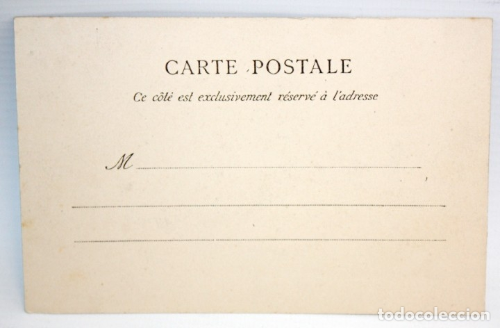 Postales: ANTIGUA POSTAL ESTEREOSCOPICA DE BISKRA (ALGERIA). CAFES MAURES. SIN CIRCULAR - Foto 2 - 173132807