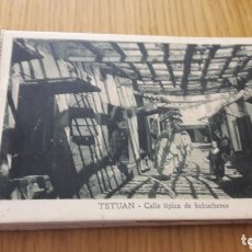 Postales: LIBRILLO DE 18 POSTALES DE TETUAN. Lote 174220558