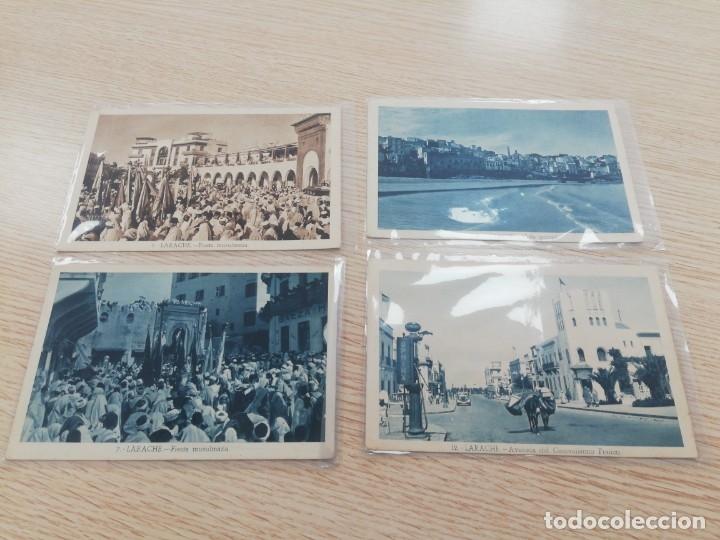 POSTALES DE LARACHE (Postales - Postales Extranjero - África)