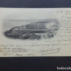 Postales: ORAN ARGELIA LE LYCEE. Lote 175179714