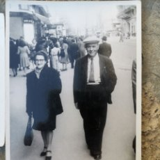 Postales: 2 FOTOGRAFÍAS FRANCESAS DEL 2 DE MAYO 1948, EN BLANCO Y NEGRO. GERMAINE. MARSELLA. Lote 176071373