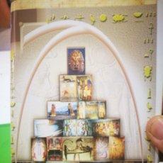 Postales: POSTAL EGIPTO VALLE DE LOS REYES BLOC CON 17 POSTALES. Lote 176833044