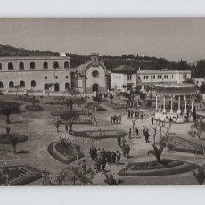 Postales: VILLA SANJURJO. PLAZA DE ESPAÑA (POSTAL FOTOGRÁFICA). Lote 179044295