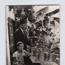 Postales: Nº 54 TETUÁN (MARRUECOS). ALFAREROS -EDICIONES ISMI-. Lote 179044382