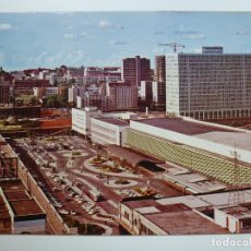 Postales: POSTAL. JOHANNESBURG STATION. SOUTH AFRICA AIRWAYS. NO ESCRITA. . Lote 179397896