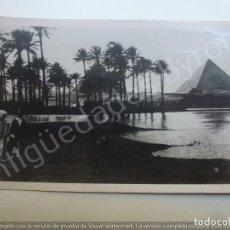 Postales: PIRAMIDES. EGIPTO. Lote 180102186