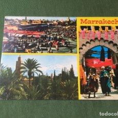 Postales: BONITA POSTAL- MARRAKECH- LA DE LA FOTO VER TODOS MIS LOTES DE POSTALES. Lote 180167942