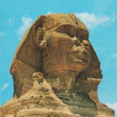 Postales: EGIPTO, GIZA, CABEZA DE LA GRAN ESFINGE - EDITA CYZ 24005_6 - S/C. Lote 180174310