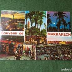 Postales: BONITA POSTAL- MARRAKECH- LA DE LA FOTO VER TODOS MIS LOTES DE POSTALES. Lote 180222562