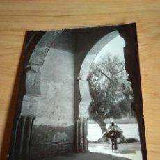 Postales: POSTAL ANTIGUA BLANCO Y NEGRO. MARRUECOS. MEKNES. CIRCULADA. Lote 180224680