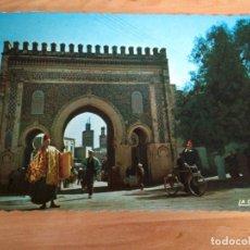 Postales: POSTAL ANTIGUA A COLOR. MARRUECOS. CIRCULADA. Lote 180224798