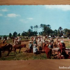 Postales: POSTAL ANTIGUA A COLOR. MARRUECOS. CIRCULADA. Lote 180225017