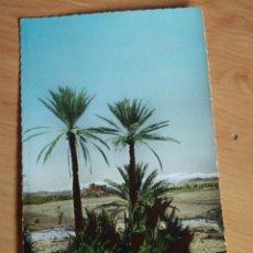 Postales: POSTAL ANTIGUA A COLOR. MARRUECOS. EL ATLAS. CIRCULADA. Lote 180225123