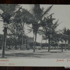 Postales: POSTAL DE MOSSAMEDES, N.129, ANGOLA, AVENIDA PRAIA DO BOMFIN, ED. OSORIO & SEABRA, NO CIRCULADA, SIN. Lote 180911132
