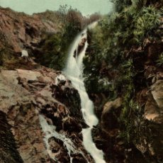 Postales: HILLS WATERFALL NEAR RANDFONTEIN SUDAFRICA, SOUTH AFRICA , AFRIQUE DU SUD. Lote 183063610