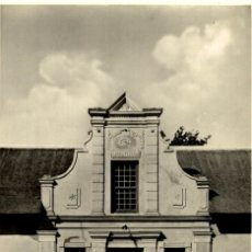 Postales: OLD CAPE DUTCH HOMESTEAD SUDAFRICA, SOUTH AFRICA , AFRIQUE DU SUD. Lote 183063725