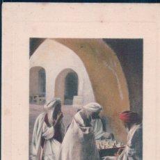 Postales: POSTAL SCENES ET TYPES - LES JOUEURS - LL - ARGELIA. Lote 183255517