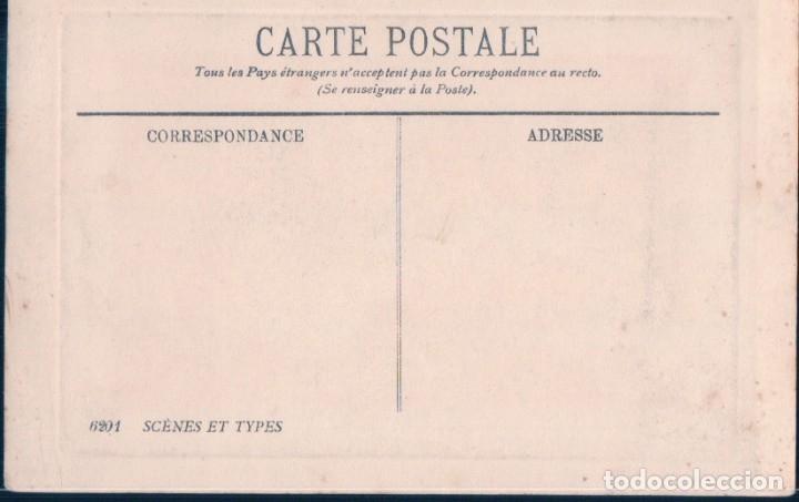 Postales: POSTAL SCENES ET TYPES - LES JOUEURS - LL - ARGELIA - Foto 2 - 183255517