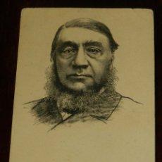 Postales: POSTAL DE KRÜGER, PRESIDENT DU TRANSVAAL, SUDAFRICA, NO CIRCULADA, SIN DIVIDIR.. Lote 183269528