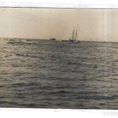 Postales: TARJETA POSTAL FOTOGRAFICA. LARACHE, MARRUECOS. VISTA PARCIAL. Lote 184097193