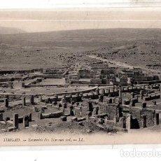 Postales: TARJETA POSTAL DE TIMGAD. ENSEMBLE DES THERMES SUD.- LL.. Lote 189084751