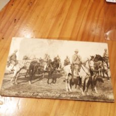 Postales: TETUAN, FUERZAS DE CABALLERÍA EN EXPLORACION. Lote 189511456