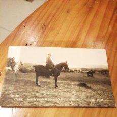 Postales: TETUAN, GENERAL JORDANA, RESIDENTE GENERAL DE MARRUECOS . Lote 189511550
