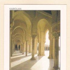 Postales: POSTAL GRAN MEZQUITA. KAIROUAN / CAIRUAN (TUNEZA). Lote 189710921