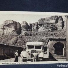 Postales: TARJETA POSTAL DE HOGGAR. ARAK. LE BORDJ HOTEL. ARGELIA.. Lote 190123151