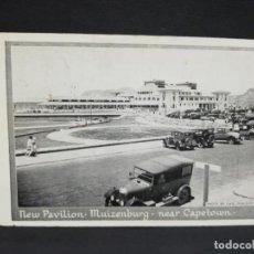 Postales: TARJETA POSTAL DE NEW PAVILION- MUIZENBURG. NEAR CAPETOWN.. Lote 190125592