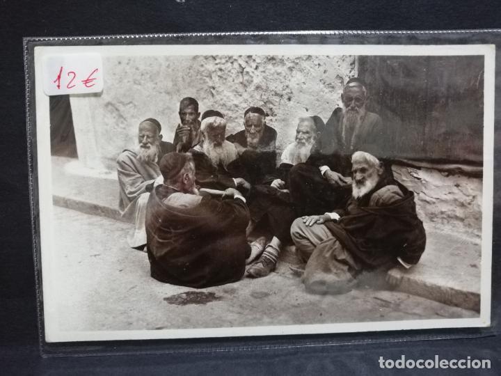 TARJETA POSTAL DE SCENES ET TYPES. (Postales - Postales Extranjero - África)