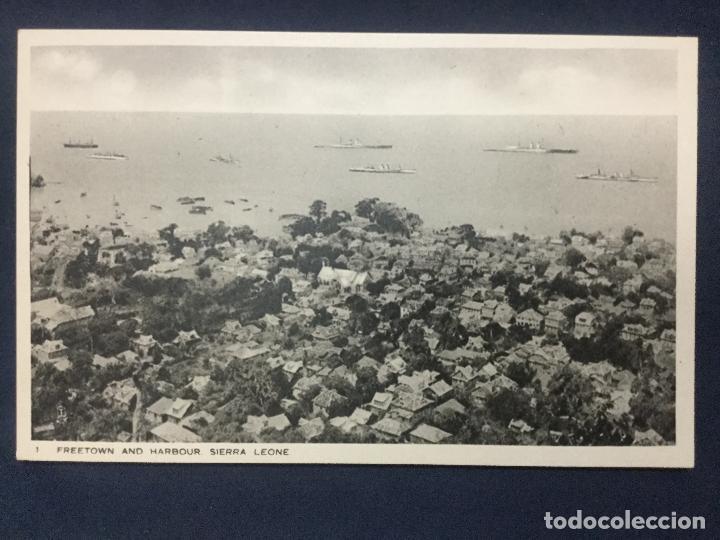 Postales: 12 POSTALES SIERRA LEONE COLONY - 1924 - SERIE 5 y 6 - THE BRITISH EMPIRE EXHIBITION - TUCK'S - SC - Foto 3 - 190813690