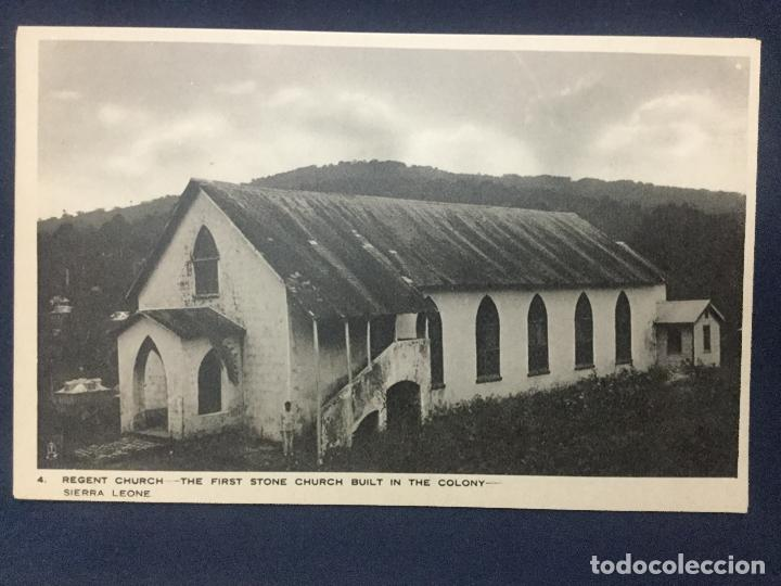 Postales: 12 POSTALES SIERRA LEONE COLONY - 1924 - SERIE 5 y 6 - THE BRITISH EMPIRE EXHIBITION - TUCK'S - SC - Foto 4 - 190813690